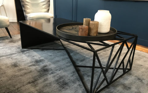 Guillaume Talmont artisan designer fabricant de mobilier et luminaire design sur mesures