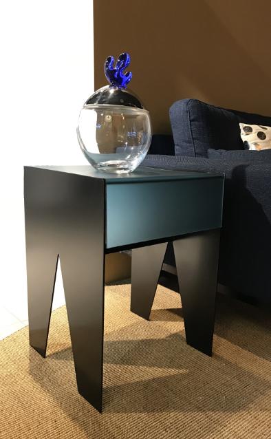Guillaume Talmont artisan designer fabricant de mobiliers et luminaires design sur-mesure